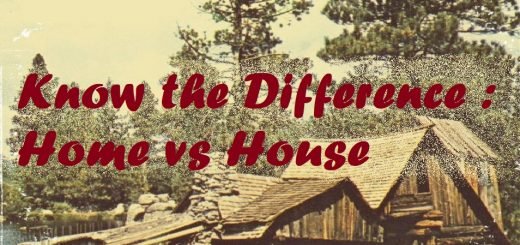 Home vs House