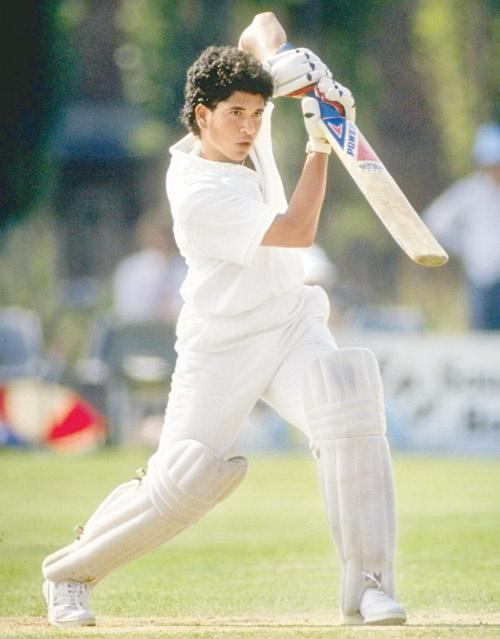 Sachin Tendulkar Is example of dont judge a book by its cover