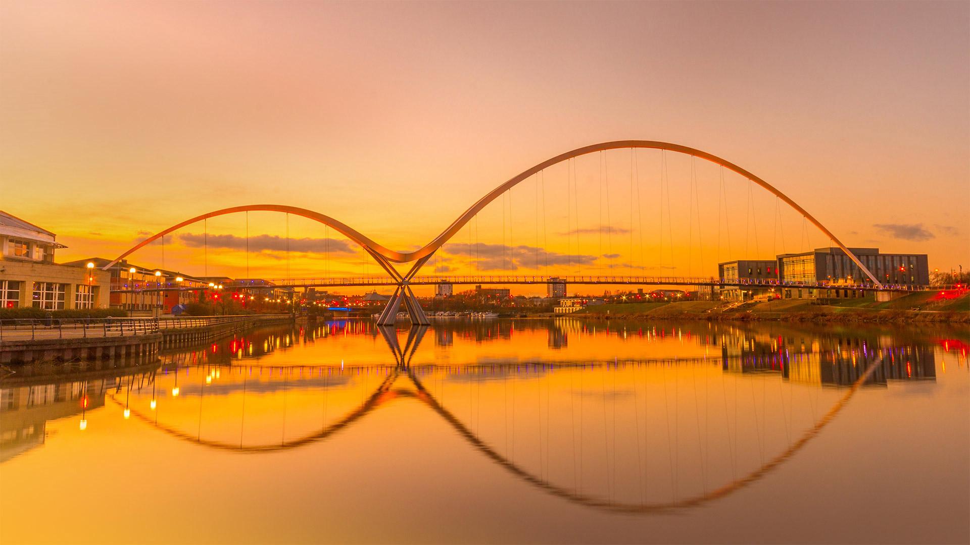 infinity bridge uk