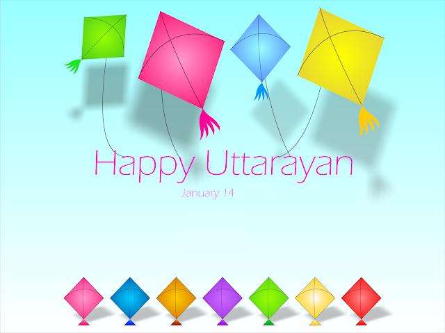 Happy Uttarayan 2021