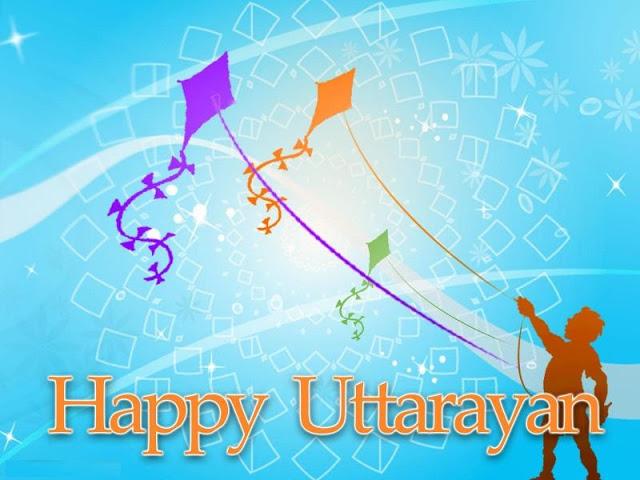 Happy Uttarayan Images