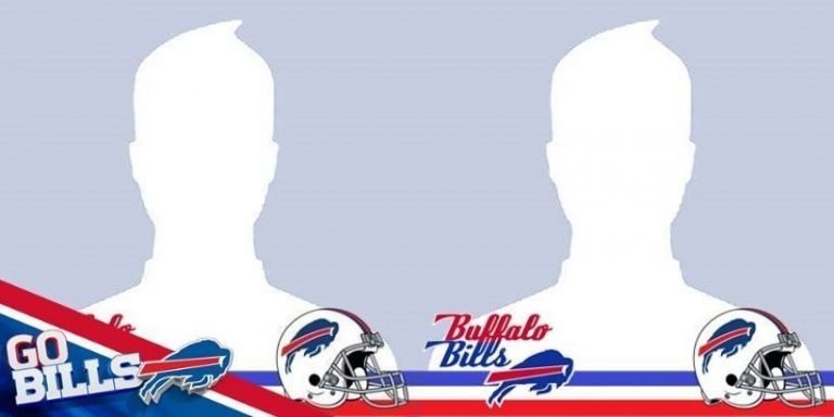 Go Bills Profile picture frame