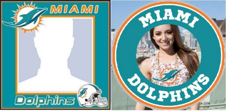 Miami Dolphins Frames
