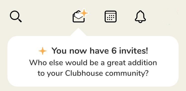 clubhouse invite code