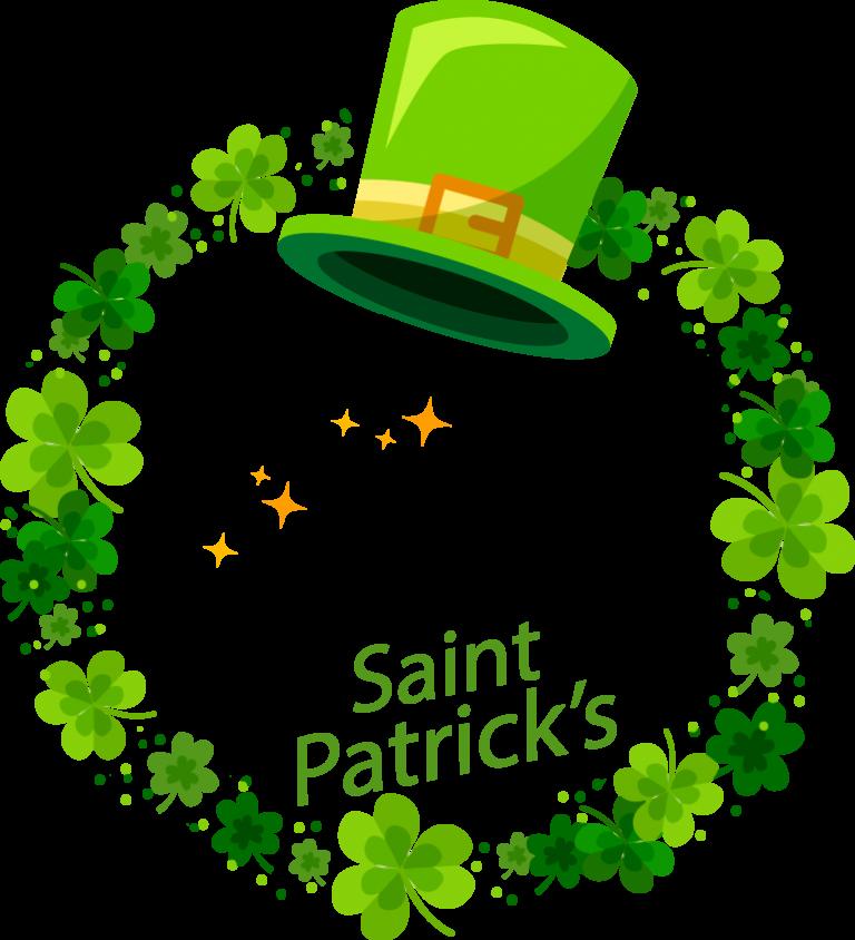 Saint Patricks day frames