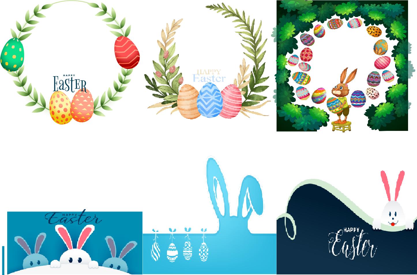 Easter Day Frame 2021
