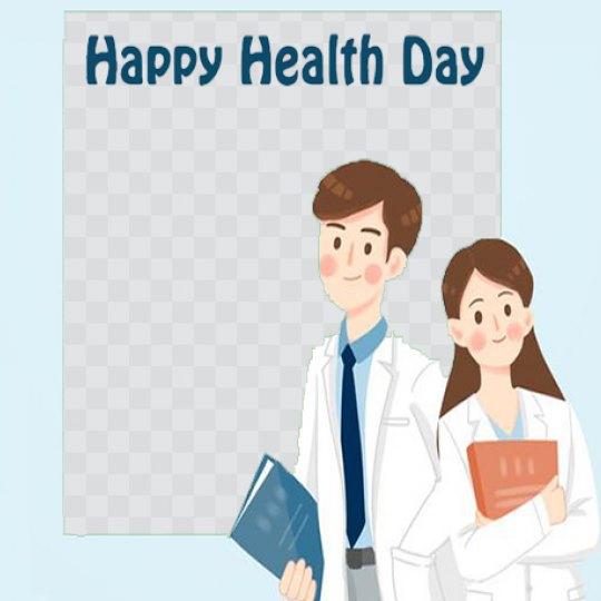 World Health Day Frame