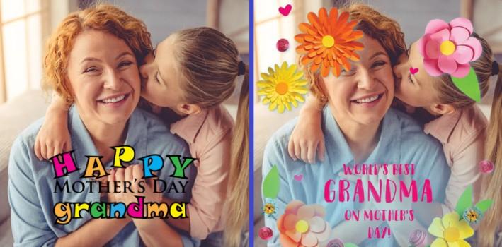 Happy Mother's Day Grandma